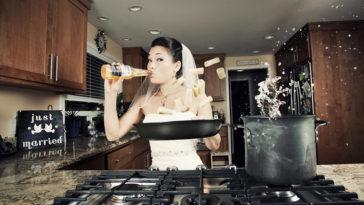 Hãy yêu một người con gái biết kiếm tiền và nấu ăn