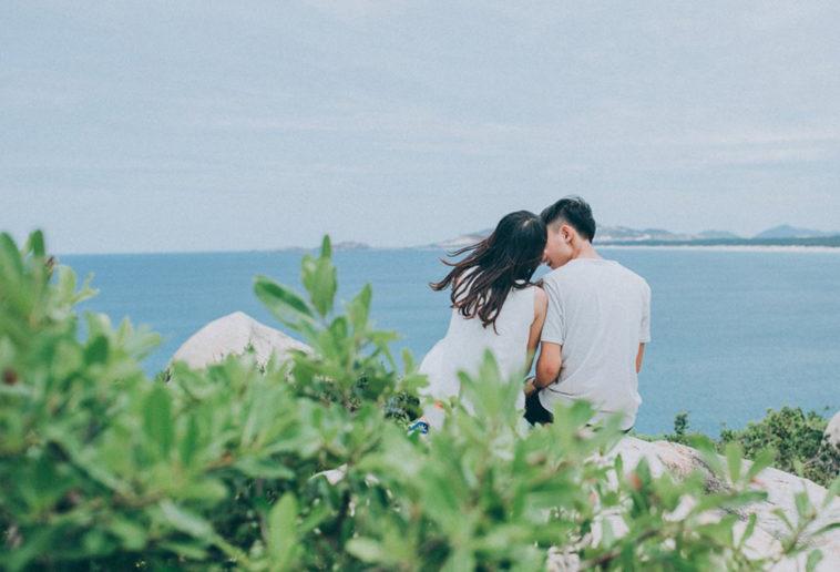 Tình yêu là một thứ cảm giác tuyệt diệu nhất của con người