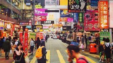 Cầm 15 triệu khám phá đảo quốc xinh đẹp HongKong 4 ngày 3 đêm