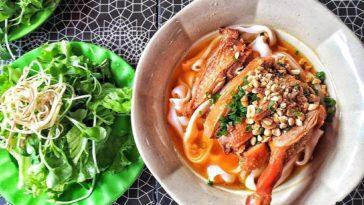 Đến Đà Nẵng, bạn đừng bỏ qua những món ăn này nhé