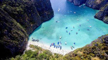 Tận hưởng mùa hè bất tận tại đảo Koh Phi Phi - Bangkok