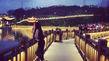 Review du lịch công viên Trung Quốc đang hot rần rần