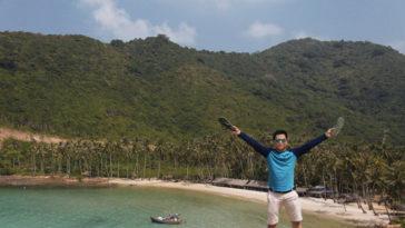 Mùa hè đến, phượt ngay đảo Nam Du kẻo lỡ