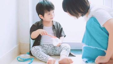 Cách giáo dục con cái của bà mẹ Phương Tây