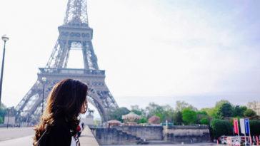 Cẩn thận khi đi du lịch và bị mắc kẹt ở Paris