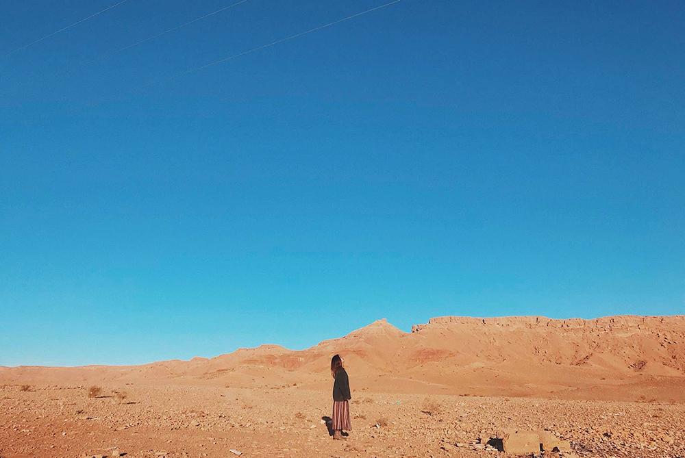 Morocco giấc mơ nghìn lẻ một đêm