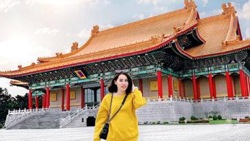 Thanh xuân phải đến Đài Loan vẻ đẹp vạn người mê