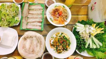 Cầm 100k cùng người thương ăn hết cả Đà Nẵng