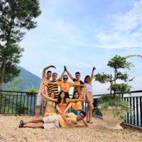 Lạc vào ngôi nhà cổ tích Dream House Villa, Tam Đảo
