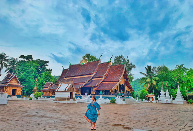 Muốn sống chậm lại hãy đến với Luang PraBang, Lào