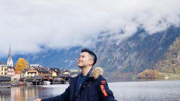 Review du lịch tự túc tới Hallstatt - nước Áo mỹ mãn toại nguyện