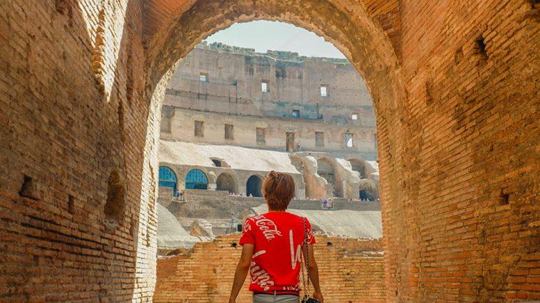 Rong chơi thành Rome tự túc 3 ngày 2 đêm chỉ hết 5 triệu đồng