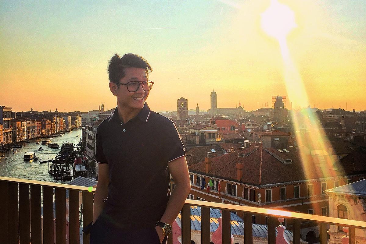 Kinh nghiệm du lịch từ Việt Nam đến thành phố Venice, Italy