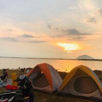 Trải nghiệm Camping Hồ Dầu Tiếng Bình Dương 2 ngày 1 đêm